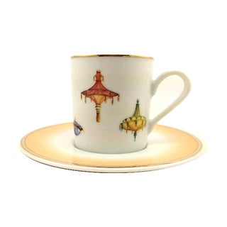 Goebel Espresso Cup with Saucer
