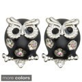 Kate Marie 'OwlCute Look Fashion Earrings, Stud Design