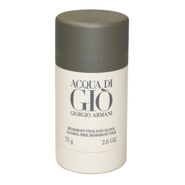 Giorgio Armani 'Acqua Di Gio' Men's Deodorant Stick 2.6-ounce Alcohol-free