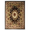 Andrea Chocolate Area Rug (5'3 x 7'7)