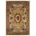 Andrea Antique Ivory Area Rug (5'3 x 7'7)