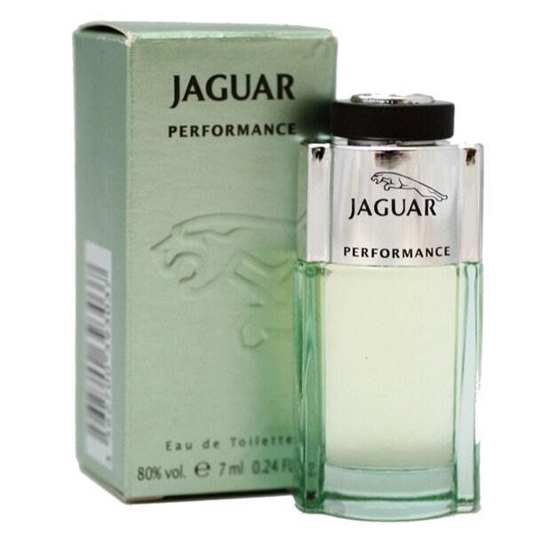 Jaguar Performance Men's 0.24-ounce Eau de Toilette Miniature