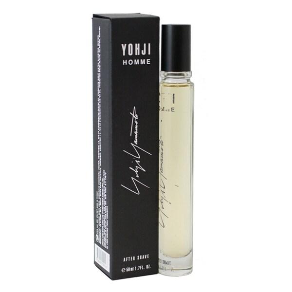 Yohji Yamamoto 'Yohji Yamamoto' Men's 1.7-ounce Aftershave (Tester)