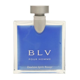 Bvlgari 'Bvlgari Blv' Men's Aftershave Balm 3.4-ounce Unboxed