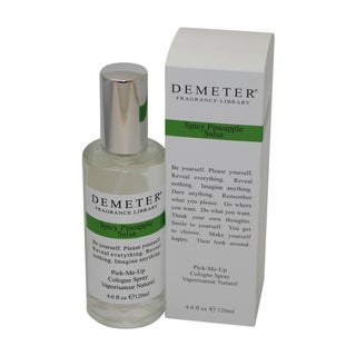 Demeter Spicy Pineapple Salsa Women's 4-ounce Pick-me Up Cologne Spray