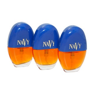 Dana 'Navy' Women's 0.3-ounce Perfume Spray (Pack of 3)