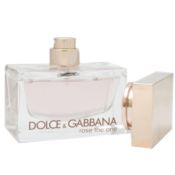 Dolce & Gabbana Rose The One Women's 2.5-ounce Eau de Parfum Spray (Unboxed)