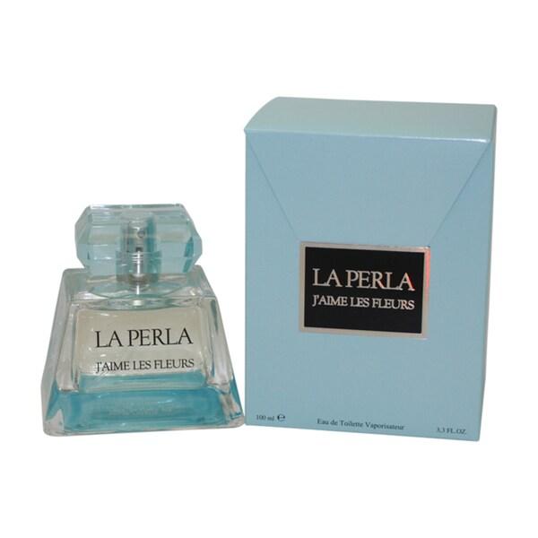 La Perla Women's Jaime Les Fleurs 3.3-ounce Eau de Toilette Spray