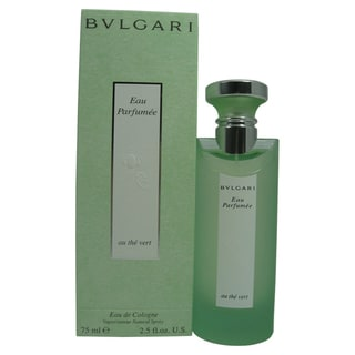 Bvlgari Eau Parfumee Women's 2.5-ounce Cologne Au The Vert Spray