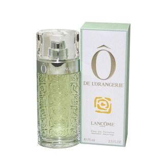 Lancome O de L Orangerie Women's 2.5-ounce Eau de Toilette Spray