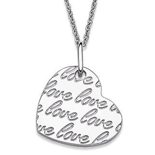 Lots of Love Heart Necklace