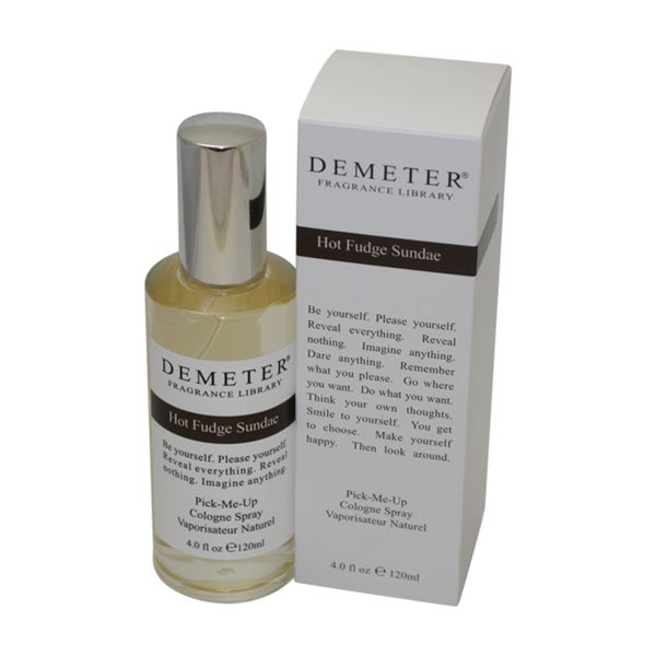 Demeter Hot Fudge Sundae Women's 4-ounce Pick-me Up Cologne Spray