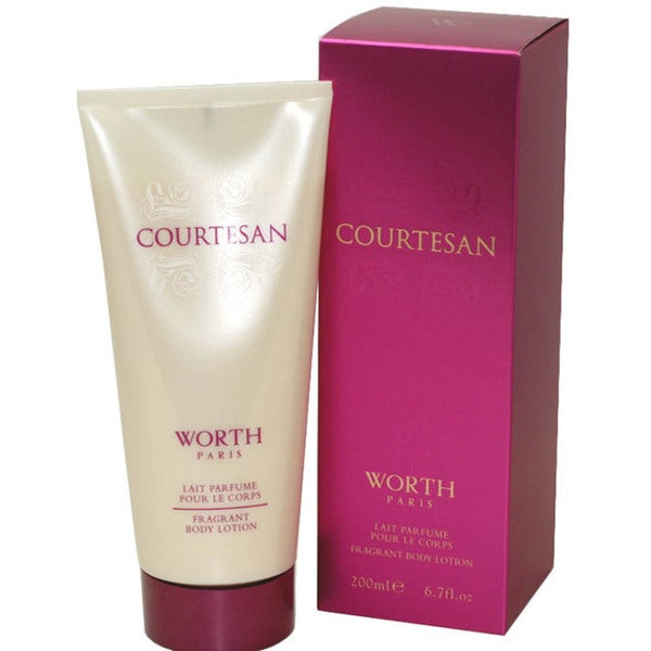 Worth 'Courtesan' Women's 6.7-ounce Fragrant Body Lotion