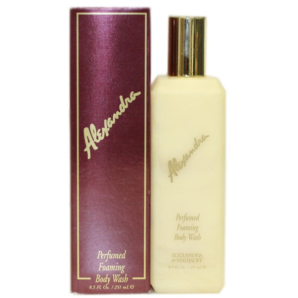 Alexandra De Markoff 'Alexandra' Women's Perfumed Foaming Body Wash 8.5-ounce