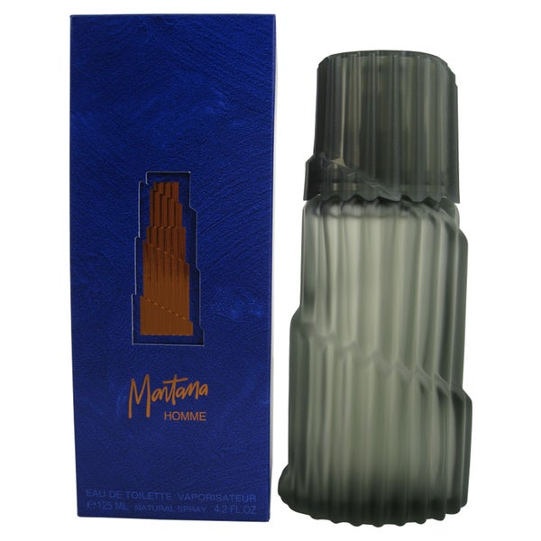Montana Men's 4.2-ounce Eau de Toilette Spray