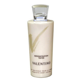 Valentino 'Valentino V' Women's 6.7-ounce Exquisite Body Lotion (Tester)