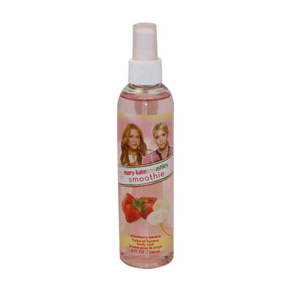 Mary-kate and Ashley 'Smoothie' Women's 8.0-ounce Banana Strawberry Body Mist