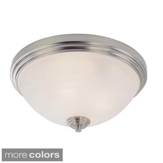 Z-lite Minimalist 3-light Flush Mount Pendant