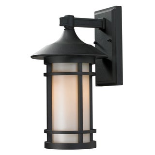 Z-Lite Mission-style Outdoor Wall Light