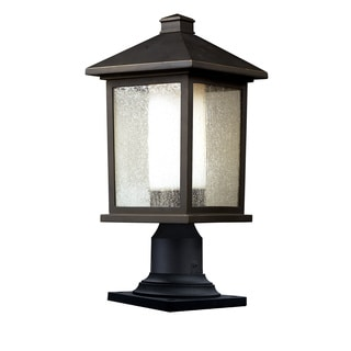 Z-Lite Dual-layered Outdoor Post Light