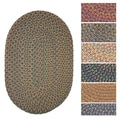 Bouquet Area Rug (10' Oval)