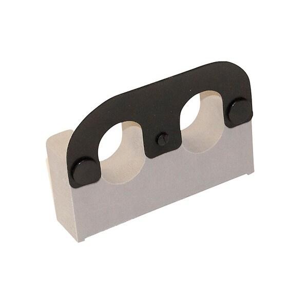 Double Gun Magnetic Strip Barrel Rest