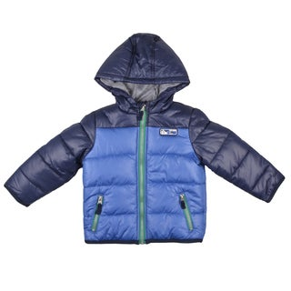Carter's Boy's Hooded Bubble Coat