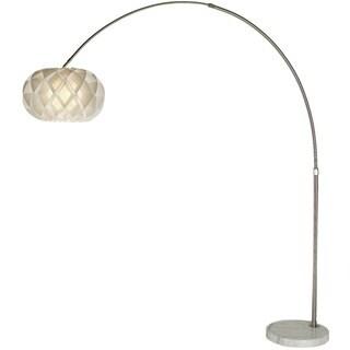 Honeycomb Arc Floor Lamp