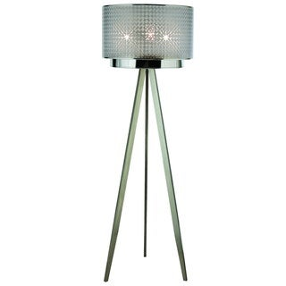 Paparazzi Checkered Prism Floor Lamp