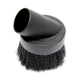 Round Dusting Brush Vacuum Cleaner Attachment