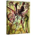 Art Wall Ikahl Beckford 'Windy Day' Gallery-Wrapped Canvas