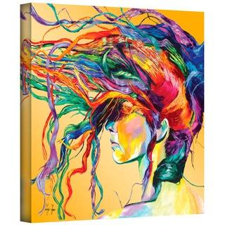 Art Wall Linzi Lynn 'Windswept' Gallery-Wrapped Canvas