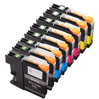 Sophia Global Compatible Ink Cartridge Replacement (Pack of 8)