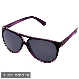 Peppers 'Halo' Polarized Grilamid Aviator Sunglasses