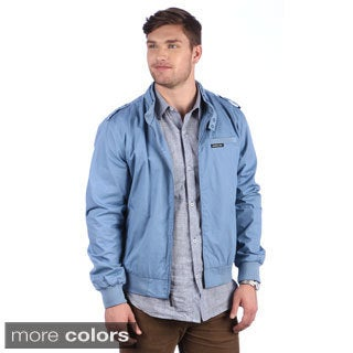 Members Only Men's Iconic Racer Lined Jacket