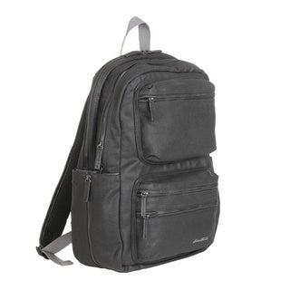 Eddie Bauer Waxed Canvas 16-inch Laptop Backpack