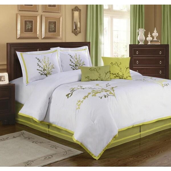 Nature's Way 6-piece Comforter Set