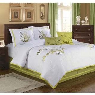 Nature's Way 6-piece Comforter Set