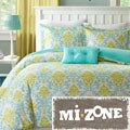 Mizone Paige 3-piece Duvet Cover Set