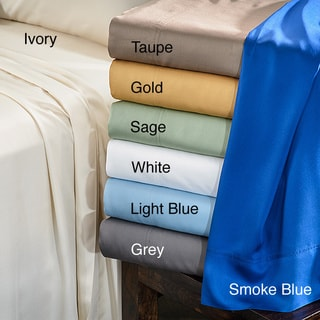 Rayon from Bamboo Solid Sheet Set