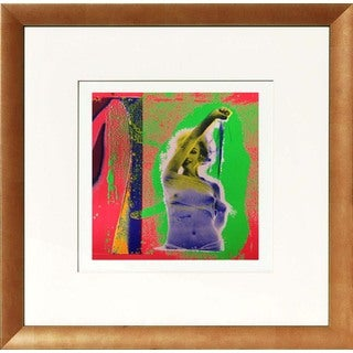Bert Stern 'The Marilyn Monroe Trip - 9' Framed Serigraph