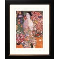Gustav Klimt 'The Dancer' Framed Giclee