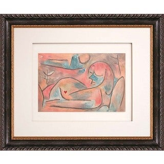 Paul Klee 'Winter' Framed Lithograph