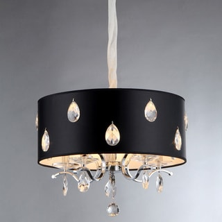 Tear Wheel Crystal Chandelier