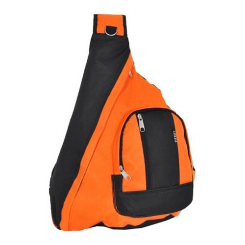 Everest Orange Sling Backpacks (Set of 2)