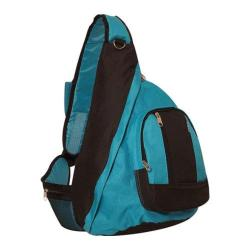 Everest Sling Bag (Set of 2) Turquoise
