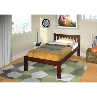 Donco Kids Mission Dark Cappuccino Bed