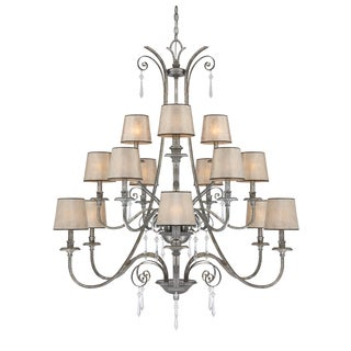 Quoizel 'Kendra' 15-light Chandelier