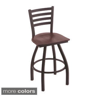 Extra Large Oak Bar Stool