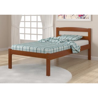 Donco Kids Econo Twin-size Light Espresso Bed